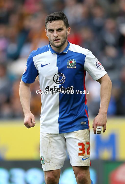 Blackburn Rovers' Craig Conway