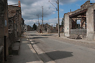 On the 10th of June 1944, a group of soldiers from the Der Führer regiment of the 2nd SS-Panzer Division Das Reich entered and then surrounded the small village of Oradour-sur-Glane, near to the city of Limoges