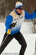 Coach at MN State Nordic Ski Race