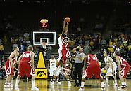 NCAA Men's Basketball - Wisconsin v Iowa - January 21, 2009