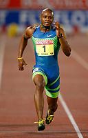 Friidrett<br /> IAAF Golden League 2006<br /> Roma 14.07.2006<br /> Foto: Graffiti/Digitalsport<br /> NORWAY ONLY<br /> <br /> 100m men winner and world recordman Asafa POWELL of Jamaica