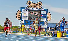 2014 MEAC Track & Field Championships (Greensboro, NC)