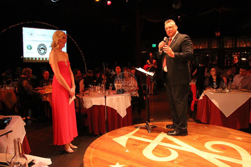 Northwest Burn Foundation gala at Teatro Zinzanni