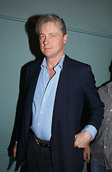 The MARQUESS OF WORCESTER at a party to celebrate the publication of 'The year of Eating Dangerously' by Tom Parker Bowles held at Kensington Place, 201 Kensington Church Street, London on 12th october 2006.<br /><br />NON EXCLUSIVE - WORLD RIGHTS
