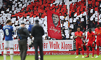 Football - 2016 / 2017 Premier League - Liverpool vs. Everton<br /> <br /> Minutes applause for Ronnie Moran before the match at Anfield.<br /> <br /> COLORSPORT/LYNNE CAMERON