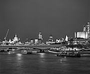 City Of London Nightscape