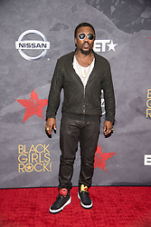 August 6, 2017 - New Jersey, U.S - ANTHONY HAMILTON, at the Black Girls Rock 2017 red carpet. Black Girls Rock 2017 was held at the New Jersey Performing Arts Center in Newark New Jersey. (Credit Image: © Ricky Fitchett via ZUMA Wire)