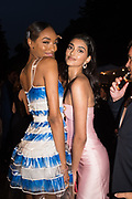 JOURDAN DUNN, NEELAN GILL, The Serpentine Party pcelebrating the 2019 Serpentine Pavilion created by Junya Ishigami, Presented by the Serpentine Gallery and Chanel,  25 June 2019