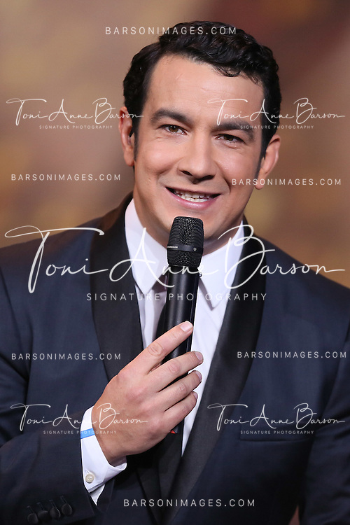 "PARIS, FRANCE - FEBRUARY 10:  Thomas Thouroude hosts the ""32nd Victoires de la Musique 2017"" at Le Zenith on February 10, 2017 in Paris, France.  (Photo by Tony Barson/FilmMagic)"