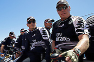 PORTUGAL, Portimao, AUDI MedCup, 20th August 2009,  Portugal Trophy, Onboard Emirates Team New Zealand