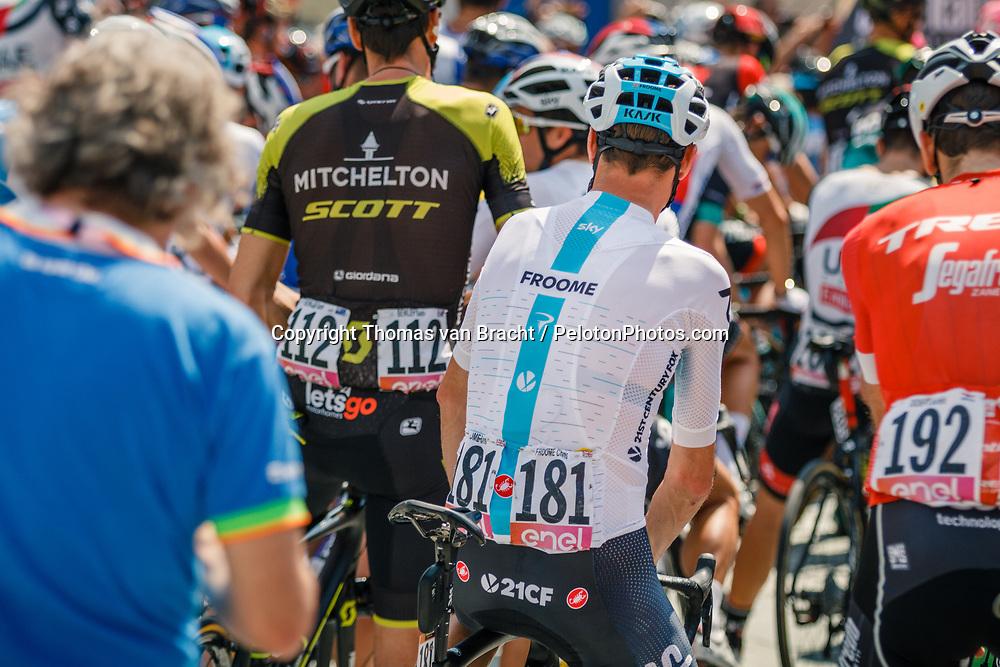 2018 Giro d' Italia, Italy, 25 May 2018, Photo by Thomas van Bracht / PelotonPhotos.com
