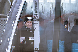 22.02.2019, Bergiselschanze, Innsbruck, AUT, FIS Weltmeisterschaften Ski Nordisch, Seefeld 2019, Skisprung, Herren, im Bild Simon Ammann (SUI) // Simon Ammann of Switzerland during the men's Skijumping of FIS Nordic Ski World Championships 2019. Bergiselschanze in Innsbruck, Austria on 2019/02/22. EXPA Pictures © 2019, PhotoCredit: EXPA/ Dominik Angerer