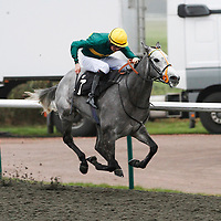 Appeal and Tim Clark winning the 3.45 race