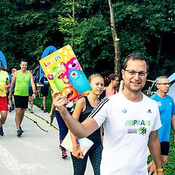 20190831: SLO, Running - Priprave Ljubljanski Maraton 2019