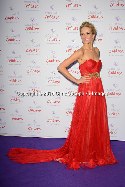 Petra Nemcová attends the Caudwell Butterfly Ball. Grosvenor House Hotel, Park Lane, London, United Kingdom. Thursday, 15th May 2014. Picture by Chris Joseph / i-Images