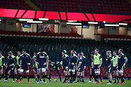 071114 Wales rugby captains run