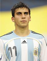 Fussball International U17 WM Korea  Argentinien - Syrien Argentina - Syria Pablo Rolon (ARG)