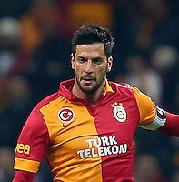 Galatasaray team player - Hakan Balta