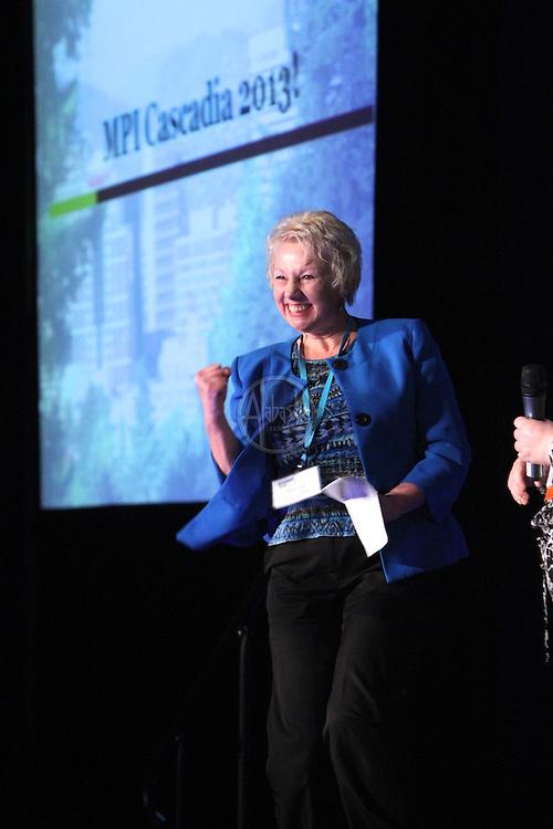 MPI Cascadia Educational Conference 2012 Closing Keynote Luncheon.