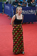 Lou Roy attends the 'Life' Premiere during the 41st Deauville American Film Festival on September 5, 2015 in Deauville, France