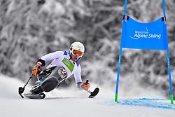 RABL Roman, LW12-1, AUT, Men's Giant Slalom at the WPAS_2019 Alpine Skiing World Championships, Kranjska Gora, Slovenia