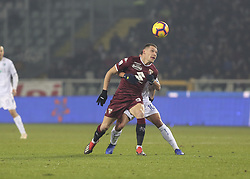 December 26, 2018 - Turin, Piedmont, Italy - Andrea Belotti (Torino FC) during the Serie A football match between Torino FC and Empoli FC at Olympic Grande Torino Stadium on December 26, 2018 in Turin, Italy..Torino won 3-0 over Empoli. (Credit Image: © Massimiliano Ferraro/NurPhoto via ZUMA Press)