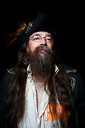 09.02.2017 - Coney Island Mustache/Beard Competition. By Erica Price.  Pirate Dave Olsen (Most magical award)