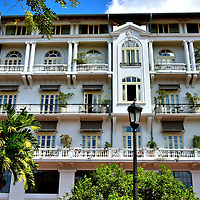 American Trade Hotel in Casco Viejo, Panama City, Panama <br />