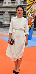 Jessie Ware at the Royal Academy of Arts Summer Exhibition Preview Party 2017, Burlington House, London England. 7 June 2017.