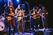 Photos of the Icelandic band Ojba Rasta performing live during Sónar Reykjavík music festival at Harpa concert hall in Reykjavík, Iceland. February 15, 2014. Copyright © 2014 Matthew Eisman. All Rights Reserved