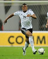 Fotball<br /> Tyskland v Israel<br /> 31.05.2012<br /> Foto: Witters/Digitalsport<br /> NORWAY ONLY<br /> <br /> Jerome Boateng (Deutschland) <br /> Fussball Laenderspiel, Deutschland - Israel 2:0