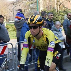 23-03-2019: Wielrennen: Milaan-San Remo: San Remo<br /> - wielrennen - cycling - Milaan-SanRemo -  <br /> Dylan Groenewegen
