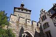Schnetztor, Konstanz, Bodensee, Baden-Württemberg, Deutschland