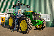 Islands insurance at Tractor services