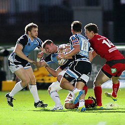 Glasgow Warriors v Scarlets | RaboDirect PRO 12 | 07 September 2012
