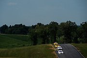 August 23, 2015: IMSA GT Race: Virginia International Raceway  GT racing action with Viper, BMW and Corvette