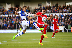 Billy Bodin of Bristol Rovers closes down the ball - Mandatory by-line: Dougie Allward/JMP - 09/09/2017 - FOOTBALL - Memorial Stadium - Bristol, England - Bristol Rovers v Walsall - Sky Bet League One