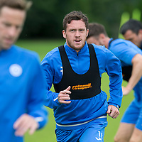 St Johnstone Pre-Season Training in Northern Ireland.. 08.07.16<br />Danny Swanson<br />Picture by Graeme Hart.<br />Copyright Perthshire Picture Agency<br />Tel: 01738 623350  Mobile: 07990 594431