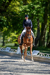 BIMSCHAS Alexandra (GER), Legety<br /> Redefin - Pferdefestival 2018<br /> Nürnberger Burg Pokal Qualifikation<br /> 05. Mai 2018<br /> www.sportfotos-lafrentz.de/Stefan Lafrentz