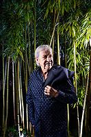 Henri Dels auteur-compositeur-interprète. Vaud, septembre 2019
