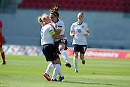 220813 Wales v England UEFA Womens U19 Champs