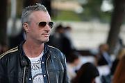 May 20-24, 2015: Monaco Amber Lounge Fashion Show- Eddie Irvine