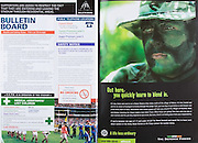 All Ireland Senior Hurling Championship Final,.03.09.2006, 09.03.2006, 3rd September 2006,.Senior Kilkenny 1-16, Cork 1-13,.Minor Tipperary 2-18, Galway 2-7.3092006AISHCF,.The Defence Forces,