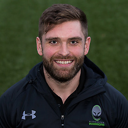 Kieran McMahon - Mandatory by-line: Robbie Stephenson/JMP - 17/10/2017 - RUGBY - Sixways Stadium - Worcester, England - Worcester Valkyries Headshots