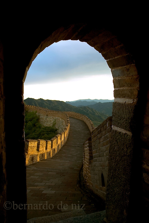 Great wall pictures. Beijing, China. /Photos: Bernardo De Niz