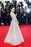 Saadet Aksoy attends the Premiere of 'La Venus A La Fourrure' at The 66th Annual Cannes Film Festival on May 25, 2013 in Cannes, France