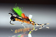 SHOT 4/29/08 1:50:06 PM - 2008 Umpqua Feather Merchants flies..(Photo by Marc Piscotty / © 2008)