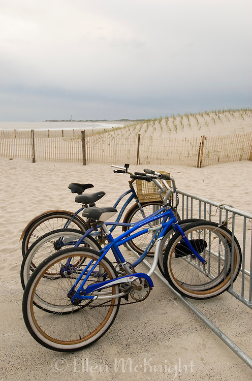 Bicycles in Cape May, NJ