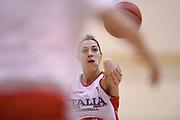 Debora Carangelo<br /> Nazionale Femminile Senior <br /> Allenamento FIBA Women's EuroBasket 2019 Qualifiers<br /> FIP 2017<br /> Roma 06/11/2017<br /> Foto M.Ceretti / Ciamillo-Castoria