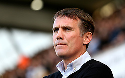 Bradford City Manager Phil Parkinson - Mandatory by-line: Robbie Stephenson/JMP - 20/05/2016 - FOOTBALL - The Den - London, England - Millwall v Bradford City - Sky Bet League One Play-Off Semi-Final second leg